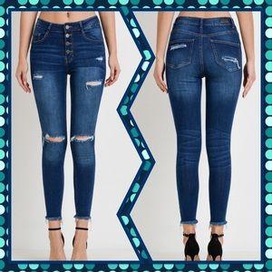 Denim - The Dance With Me Skinny Jean